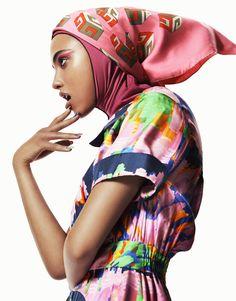 Publication: Vogue Arabia March 2017 Model: Melodie Vaxelaire Photographer: Greg Kadel Fashion Editor: Paul Cavaco Hair: Edward Lampley Make Up: Hung Vanngo
