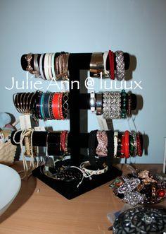 ❤ My Bracelet Organizer ❤ | LUUUX