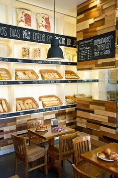Ratton bakery by S3 ARQUITECTOS & Bernardo Daupiás Alves, Lisbon » Retail Design Blog