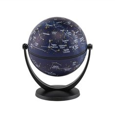 This, too! $19.99 This Constellation globe is a 4-inch compact multi-directional mini globe by Stellanova with approximately 100 constellation and celestial points of interest.