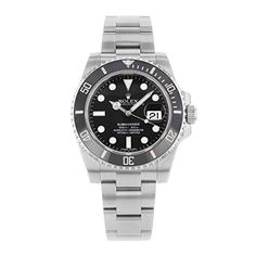 Rolex Submariner Black Dial Ceramic Bezel Steel Mens Watch 116610LN https://www.carrywatches.com/product/rolex-submariner-black-dial-ceramic-bezel-steel-mens-watch-116610ln/  #men #menswatches #rolex #rolexwatch #rolexwatches - More Rolex mens watches at https://www.carrywatches.com/shop/wrist-watches-men/rolex-watches-for-men/
