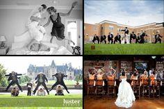 Fun wedding picture ideas