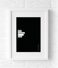black white poster text sleep zwart wit tekst poster