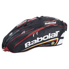 BABOLAT 2013 TEAM FRENCH OPEN RACQUET HOLDER X6
