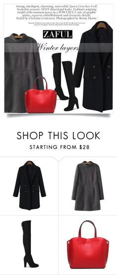 """""""www.zaful.com/?lkid=7493 (51)"""" by nejra-l ❤ liked on Polyvore featuring women's clothing, women's fashion, women, female, woman, misses and juniors"""
