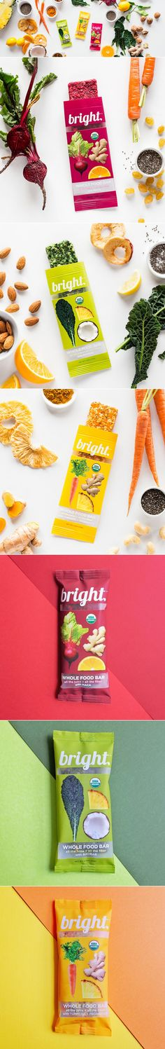 Start Your Day Off Right with Bright Foods — The Dieline | Packaging & Branding Design & Innovation News