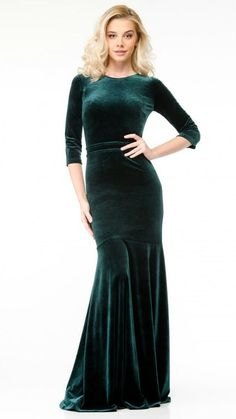 Off-the-shoulder velvet midi dress by Emilio De La Morena  2e5b6ced7e8