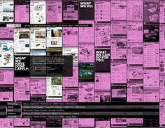 Showcase of Unusual Layouts - IDEO