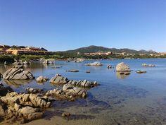 Spiaggia di Marinella #mare #sea #rocce #beach