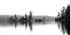 "Check out my art piece ""Moody River"" on crated.com #art #photography #mood #fog #blackandwhite"