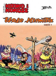 Kajko i Kokosz - Woje Mirmiła, część 1 Comic Books, Cartoons, Comics, Comic Book, Graphic Novels, Comic