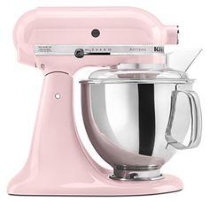 KitchenAid KSM150PSPK 5-Qt. Artisan Series with Pouring Shield - Pink