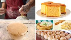 ez-nem-csupan-egy-cikk-hanem-egy-kincs-7-alap-teszta-recept-egy-helyen Izu, Cornbread, Vanilla Cake, Cheese, Cookies, Ethnic Recipes, Food, Oreos, Tips