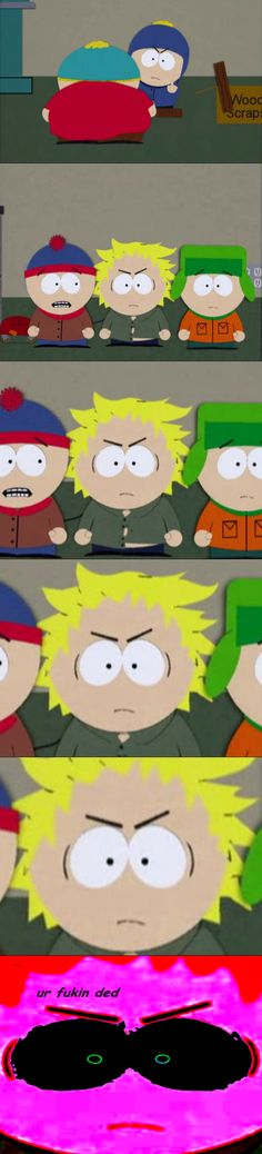 South Park tweek vs. craig