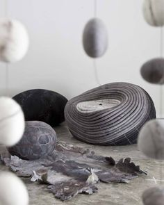 Ronel Jordaan creates handmade high-end soft furniture from ecofriendly felt. South African Design, South African Art, Home Textile, Textile Art, Felt Pillow, T Art, Home Decor Store, Eclectic Decor, Decoration