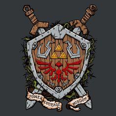 #zelda #triforce #tshirt