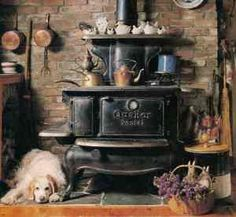 Image detail for -refurbished-antique-victorian-kitchen-stove