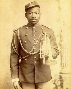 Unnamed African American Civil War Soldier