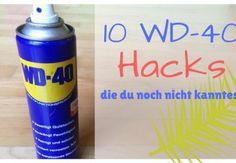 10 WD-40 Hacks