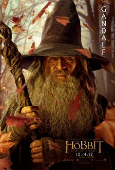 Gandalf - The Hobbit: An Unexpected Journey
