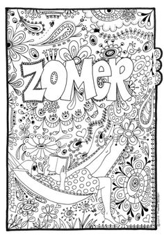 Kleurplaten Van Minions Printen Kleurplaten Bovenbouw On Pinterest Dover Publications