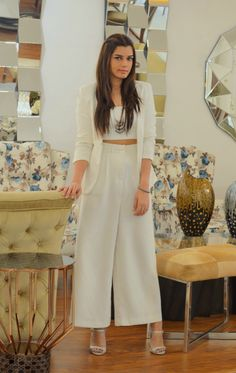 Talking about my obsession with the wide legged pants and how am I wearing it!