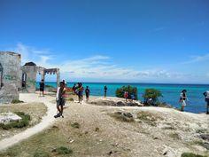 Dive Cliff,Bantayan Island Bohol, Palawan, Bantayan Island, Philippines Travel Guide, Cliff, Kayaking, Diving, Wander, Paths
