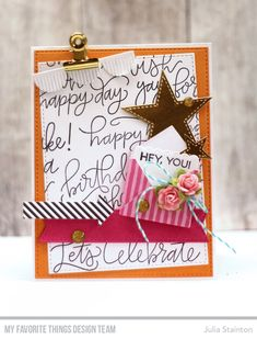 Birthday Envelope Ca