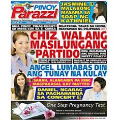 Pinoy Parazzi Vol 8 Issue 71 June 8 – 9, 2015 http://www.pinoyparazzi.com/pinoy-parazzi-vol-8-issue-71-june-8-9-2015/
