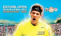 Estoril Open 2012 - From 28 April to 6 May, the National Stadium of Jamor also notes, and for the 1st time, the direct entry of 2 Portuguese in the first keyframe: Frederico Gil and Rui Machado, 80 and 85 in the ATP rankings.