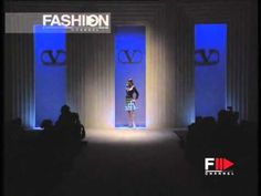 """""""Valentino"""" Spring Summer 1995 Paris 5 of 9 pret a porter woman by Fashi..."""