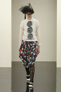 トリコ・コム デ ギャルソン(tricot COMME des GARÇONS) 2016-17年秋冬 コレクション Gallery56