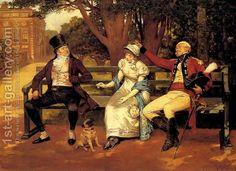 Henry Gillard Glindoni (1852 – 1913) – Pintor Inglês_17