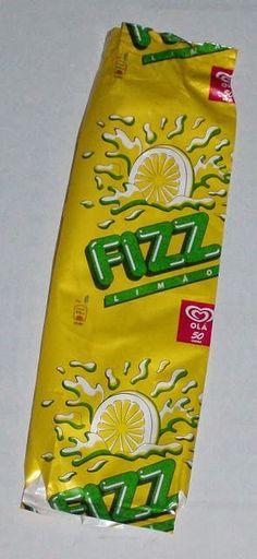 o Fizz de Limão