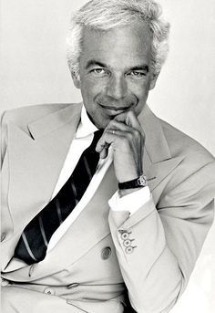 Image result for ralph lauren black and white portraits