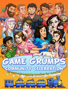 654 Best Game Grumps Images Game Grump Youtube Youtubers