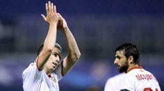 Nasri guía al Sevilla hacia los octavos (0-1)