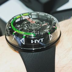 The new HYT H2.0.