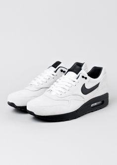 alc0h0l: Nike Air Max 1-Premium-Summit White.