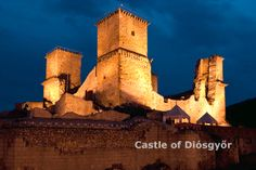 The biggest cultural push was the restoration of the historic Castle of Diósgyőr, a castle with a history even more tumultuous than the city of Miskolc. Czech Republic, Hungary, Austria, Monument Valley, Europe, City, Travelling, Castle, Bucket