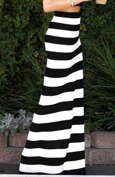 EVERYDAY SEW: ΡΙΓΕ ΕΦΑΡΜΟΣΤΗ ΦΟΥΣΤΑ (Striped Skirt)