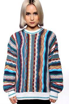 Vintage Coogi Style Sweater $69