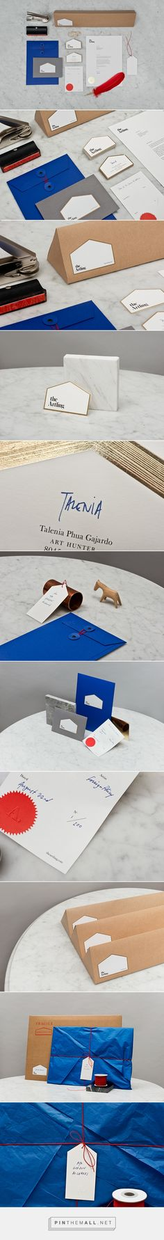 The Artling on Behance... - a grouped images picture - Pin Them All