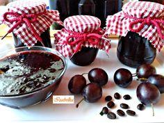 Slivkovo-kávový džem s Fernetom (fotorecept) - recept Chocolate Fondue, Homemade, Desserts, Food, Feather, Syrup, Tailgate Desserts, Deserts, Home Made