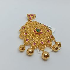 Gold Designs, Gold Earrings Designs, Gold Jewellery Design, Gold Jewelry, Pendant Design, Pendant Set, Gold Pendant, Pendant Jewelry, Diamond Earrings Indian