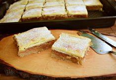 Plăcintă cu mere și foietaj simplu de casă - Rețete pentru toate gusturile Vegan Sweets, Sweets Recipes, Desserts, Biscotti, Cornbread, French Toast, Breakfast, Ethnic Recipes, Food
