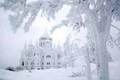 Belegorsky Monastery, Russia