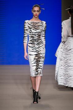 @ElisabettaFranchi Full Winter 2015-2016 Fashion Show