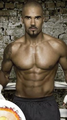 Shemar Moore.......what else needs to be said?