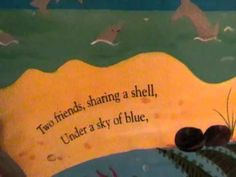 sharing a shell by Julia Donaldson - Read for use in literacy Sharing A Shell, Literacy, Shells, Company Logo, Reading, Youtube, House, Conch Shells, Home